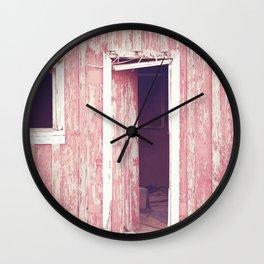 Remnants of a Dream Wall Clock