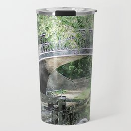 Isis Top Lock from canalsbywhacky Travel Mug