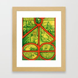 Sigil #7 Framed Art Print