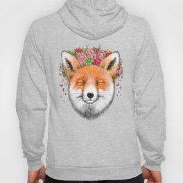 happy fox Hoody