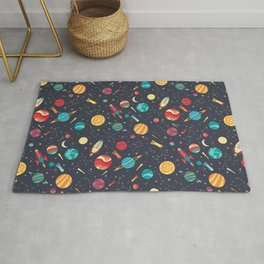Journey Into Space Rug