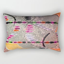 Jewels I Rectangular Pillow