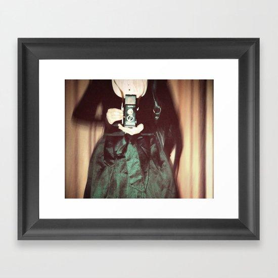 Ansco Framed Art Print