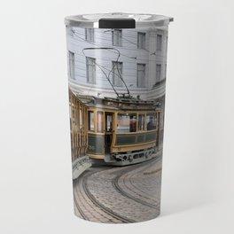 Helsinki Classic Tram Travel Mug