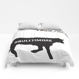 #Bulltimore Comforters