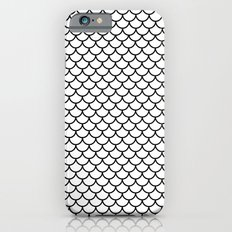 Simple Scales Slim Case iPhone 6s