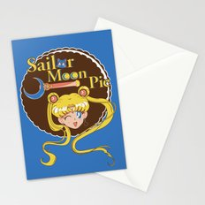 Moon Pie Stationery Cards
