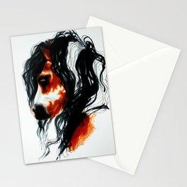 Paint Horse Portrait Stationery Cards