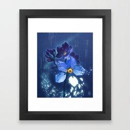 Netrunner - Algernon Framed Art Print