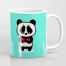 Sad Panda Coffee Mug