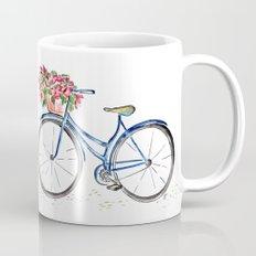Spring bicycle Mug