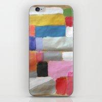 glee iPhone & iPod Skins featuring Glee by Dana Barbieri