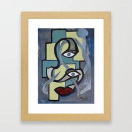 The Mind Framed Art Print