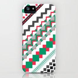 Ethnic Carpet iPhone Case