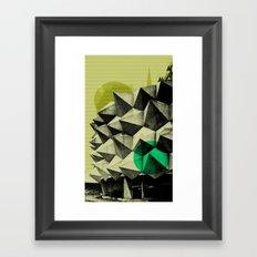 Headquarters Framed Art Print