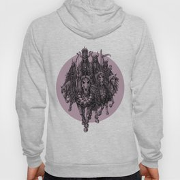 """""""The four horsemen of the apocalipse"""" Hoody"""