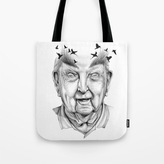 My life has been extraordinary Tote Bag