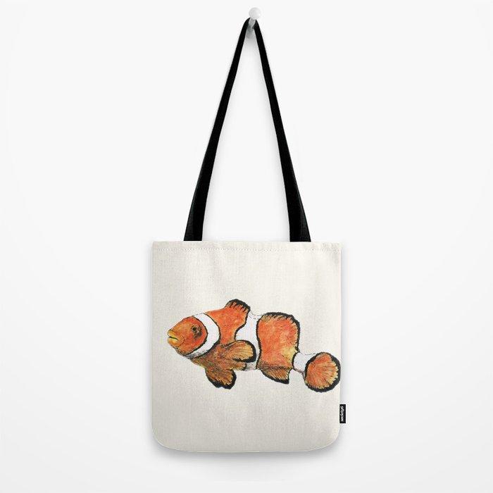 Clownfish Tote Bag