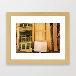 readymade 01 Framed Art Print