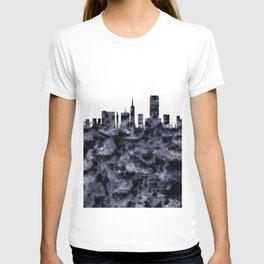 San Francisco Skyline California T-shirt