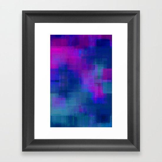 Digital#2 Framed Art Print