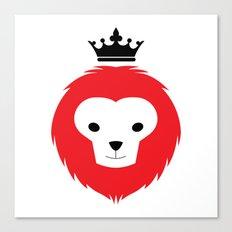 Little Lion Man Canvas Print