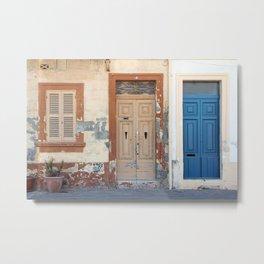 Malta 22 Metal Print