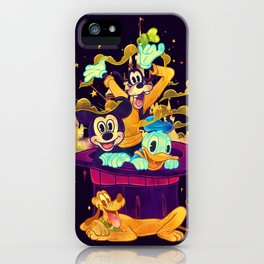 Trouble Makers iPhone Case