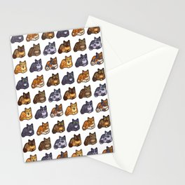 Nine Extra Lives Stationery Cards