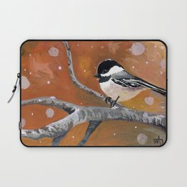Chickadee Laptop Sleeve