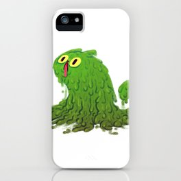 Slime Cat iPhone Case
