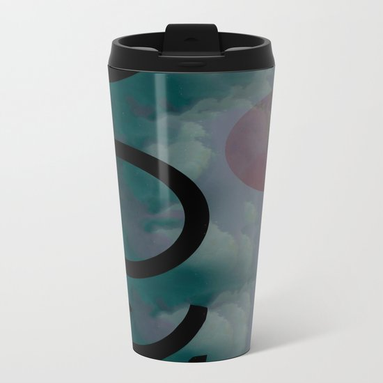 Mercurial Methodology Metal Travel Mug
