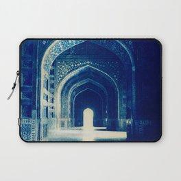 Taj Mahal - India by Mindia Laptop Sleeve