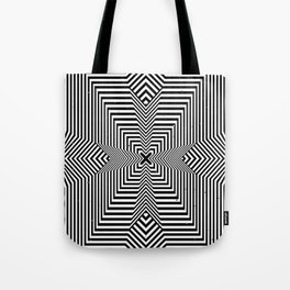 "Spectral ""X"" Tote Bag"