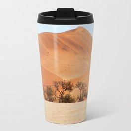 NAMIBIA ... Namib Desert Dunes I Travel Mug