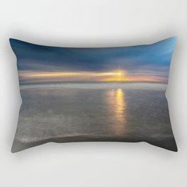Feathered Sea Rectangular Pillow