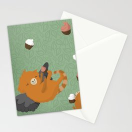 Flying Marmosets Stationery Cards