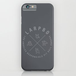 LARPBO Hipster iPhone Case