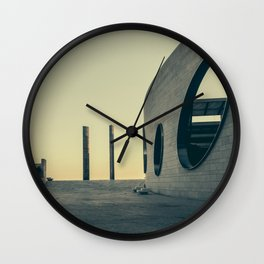 Champalimaud Foundation Wall Clock
