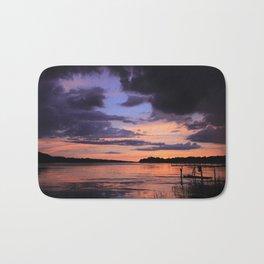Sunset5 Bath Mat