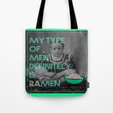 ramen lover Tote Bag