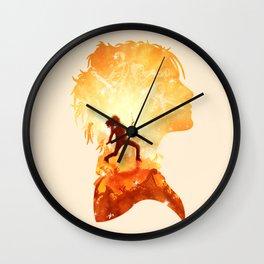 Dream Composer Wall Clock