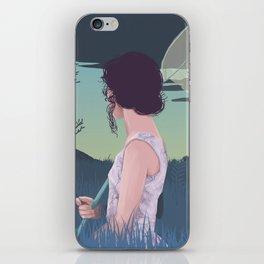 Dream finder iPhone Skin