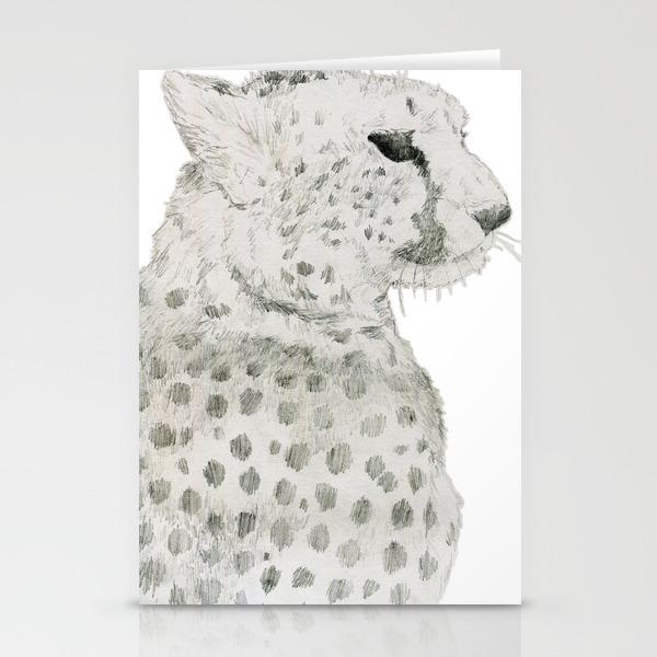 Graceful Cheetah Birthday Card by Angelaberuldsen CRD7991215