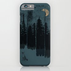 A Fox in the Wild Night... Slim Case iPhone 6s