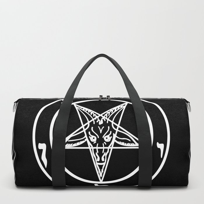 Das Siegel des Baphomet - The Sigil of Baphomet Duffle Bag