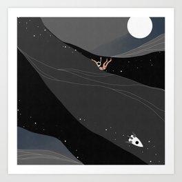 Isolation .02 Art Print