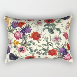 Secret Garden IV Rectangular Pillow