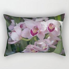 Longwood Gardens Orchid Extravaganza 14 Rectangular Pillow