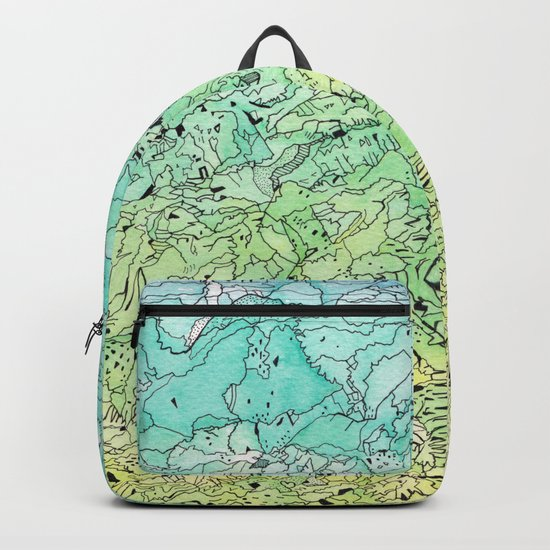 Between The Earth and Sky Backpack